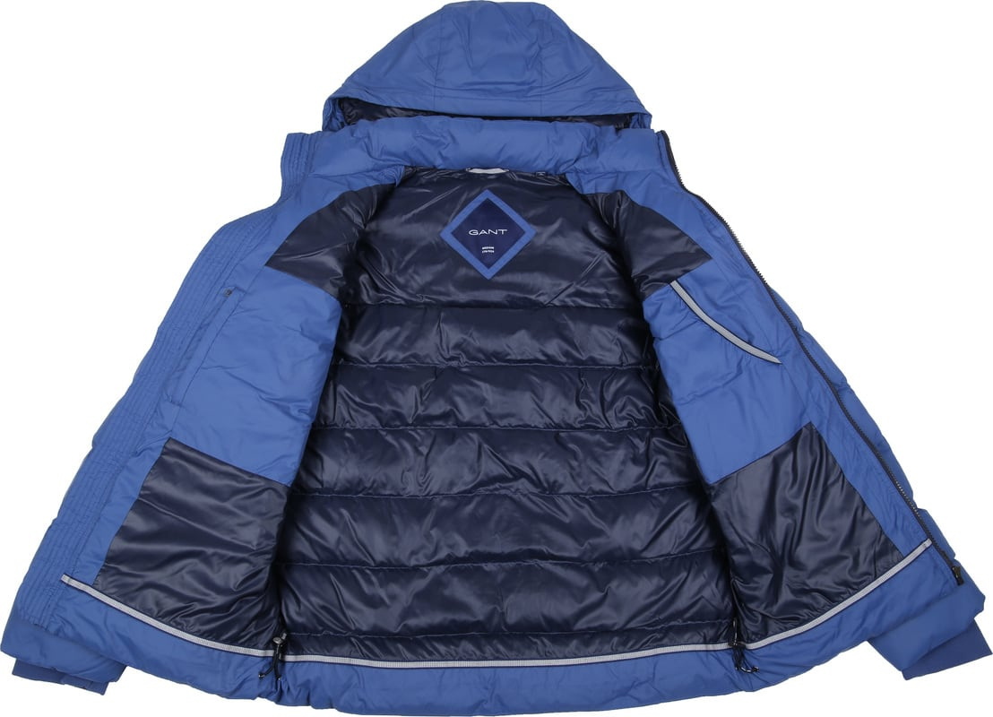Gant Active Cloud Jacket Blauw foto 6