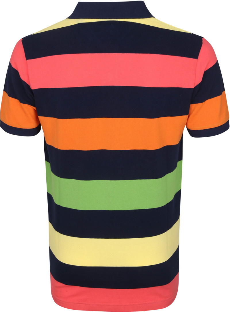 Gant Barstripe Polo Multicolour