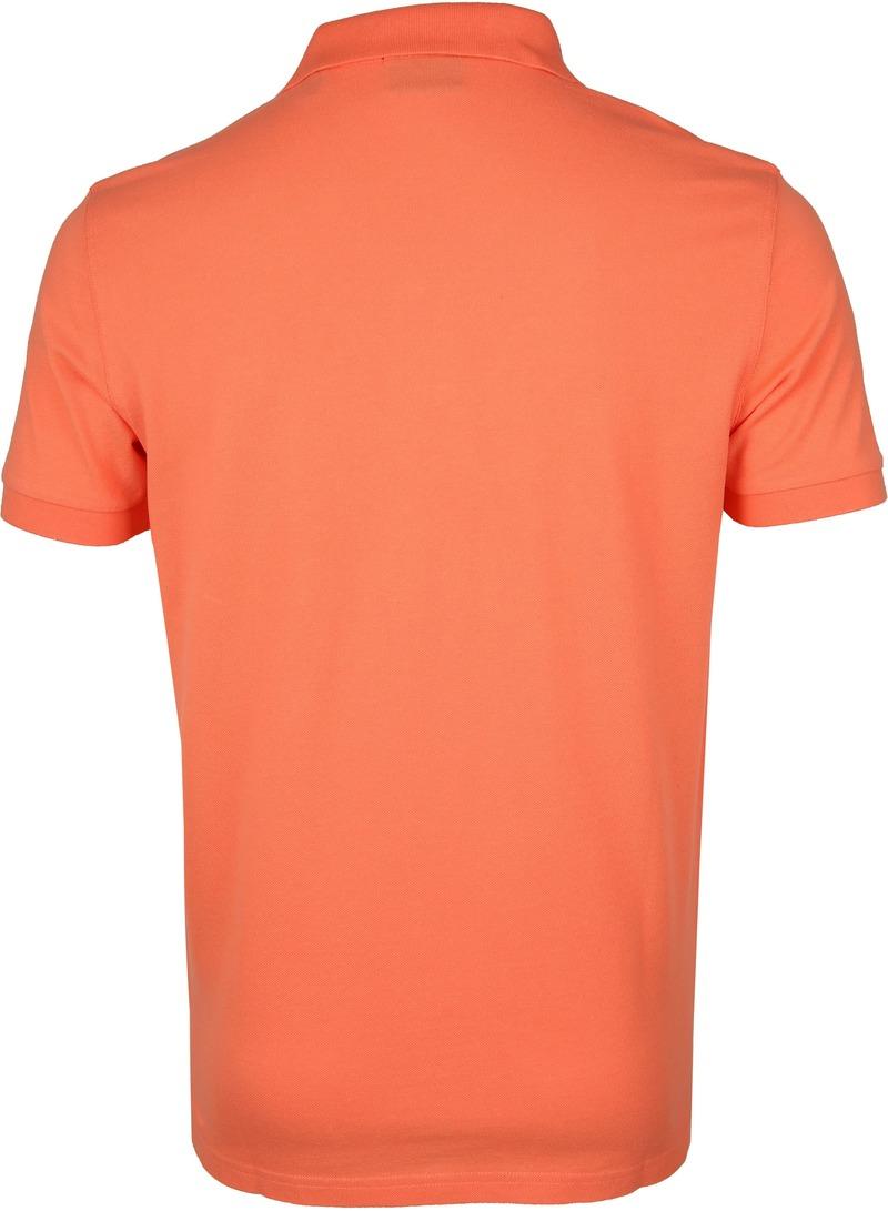 Gant Basic Polo Oranje