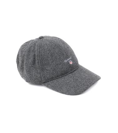Gant Cap Melton Antraciet  online bestellen | Suitable