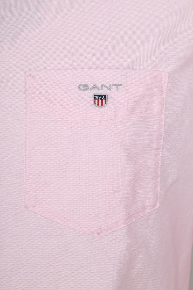 Gant Casual Shirt Oxford Pink photo 1