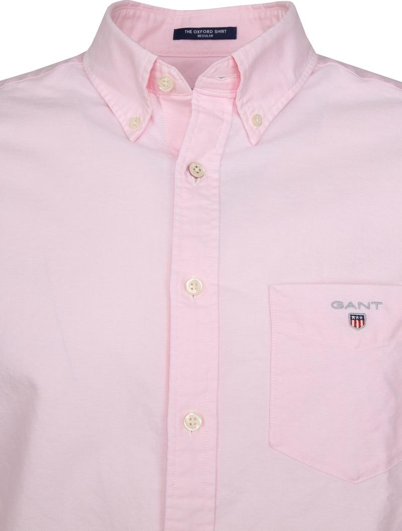 Gant Casual Shirt Oxford Pink photo 2