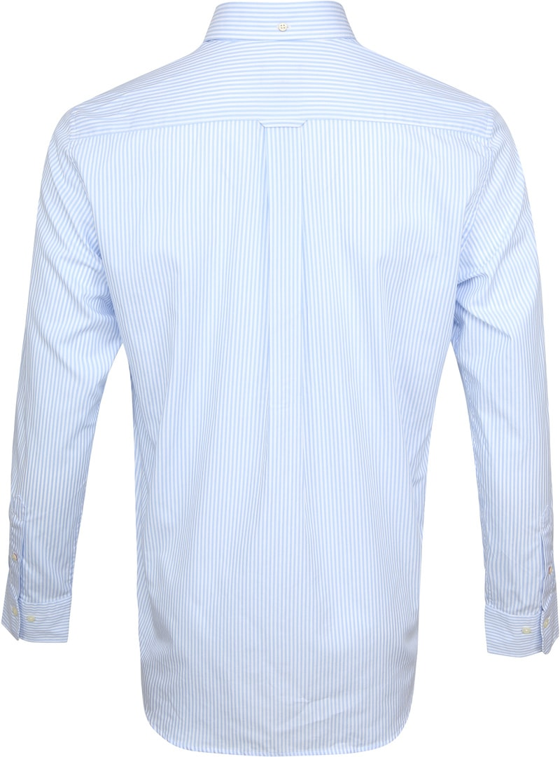 Gant Casual Shirt Stripes Light Blue photo 3