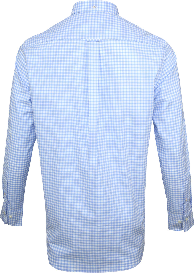 Gant Gingham Blue Check photo 3