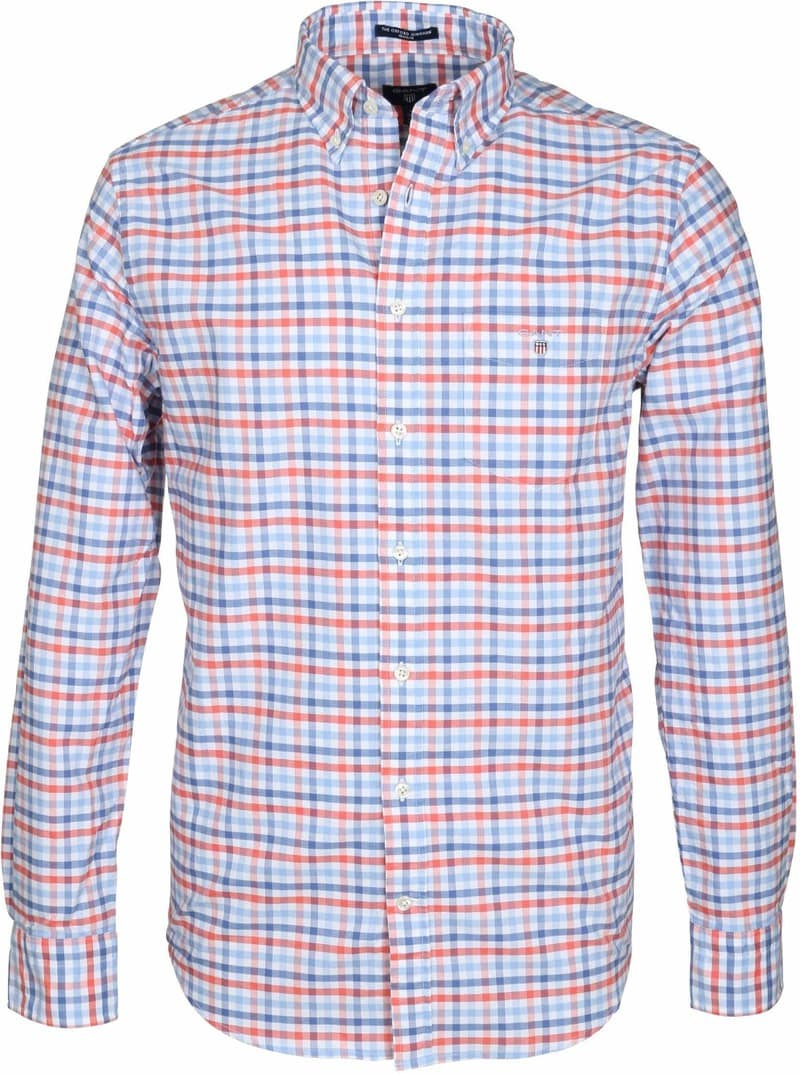 Gant Gingham Rot Blau Karo  online kaufen | Suitable