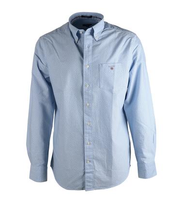Gant Overhemd Blauw Pinpoint  online bestellen | Suitable