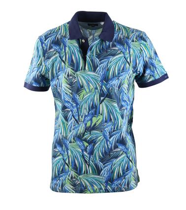 Gant Polo Jungle Blue  online bestellen | Suitable
