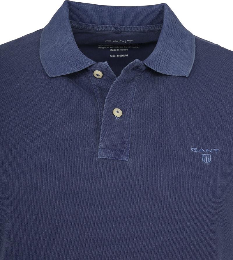 Gant Poloshirt Sunbleached Navy