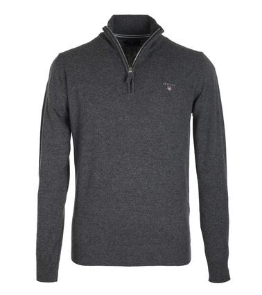Gant Pullover Antraciet Lamswol  online bestellen | Suitable