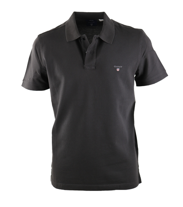 Gant Rugger Polo Antraciet  online bestellen | Suitable