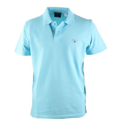 Gant Rugger Polo Aqua  online bestellen | Suitable