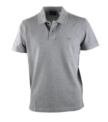 Gant Rugger Polo Grijs  online bestellen | Suitable