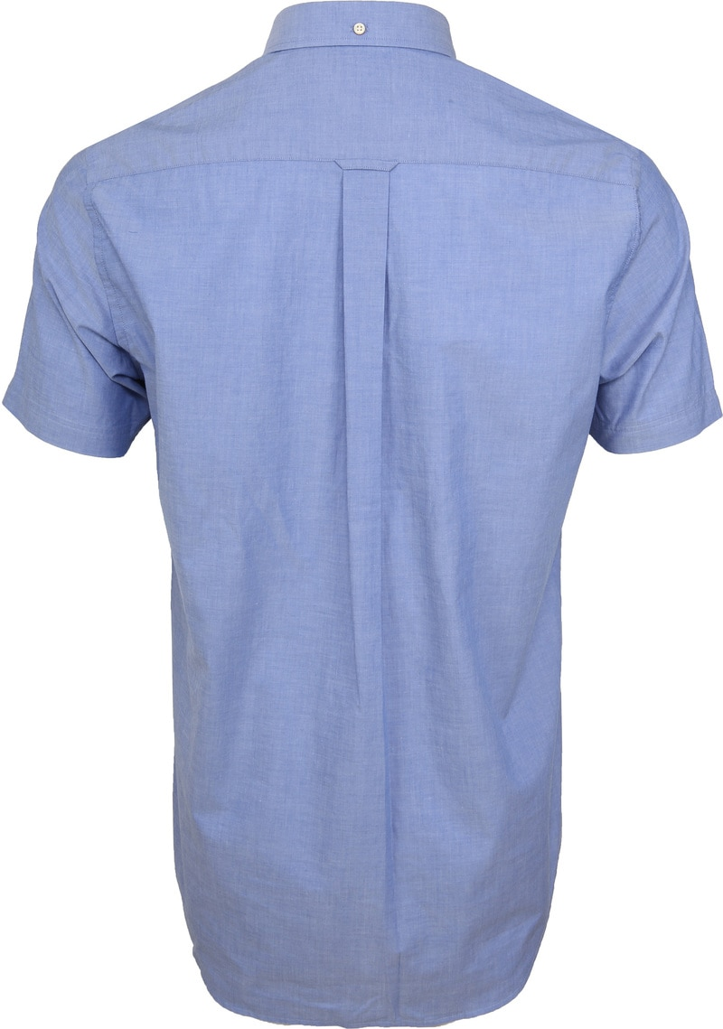 Gant Shirt Broadcloth Blue photo 3