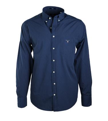 Gant Shirt Donkerblauw Streep  online bestellen | Suitable