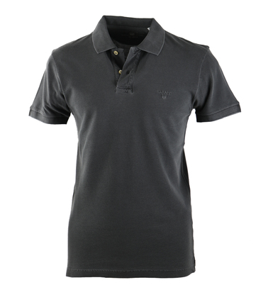 Gant Sunbleached Polo Antraciet  online bestellen | Suitable