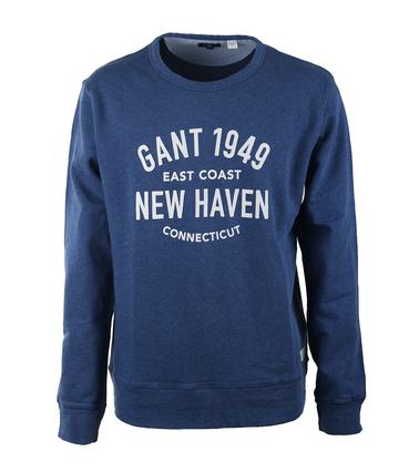 Gant Sweater Ocean Blue  online bestellen | Suitable