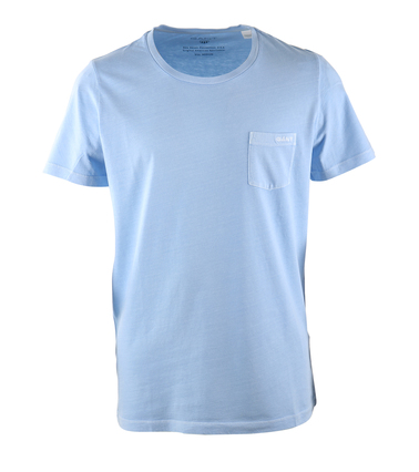 Gant T-shirt Sunbleached Blue  online bestellen | Suitable