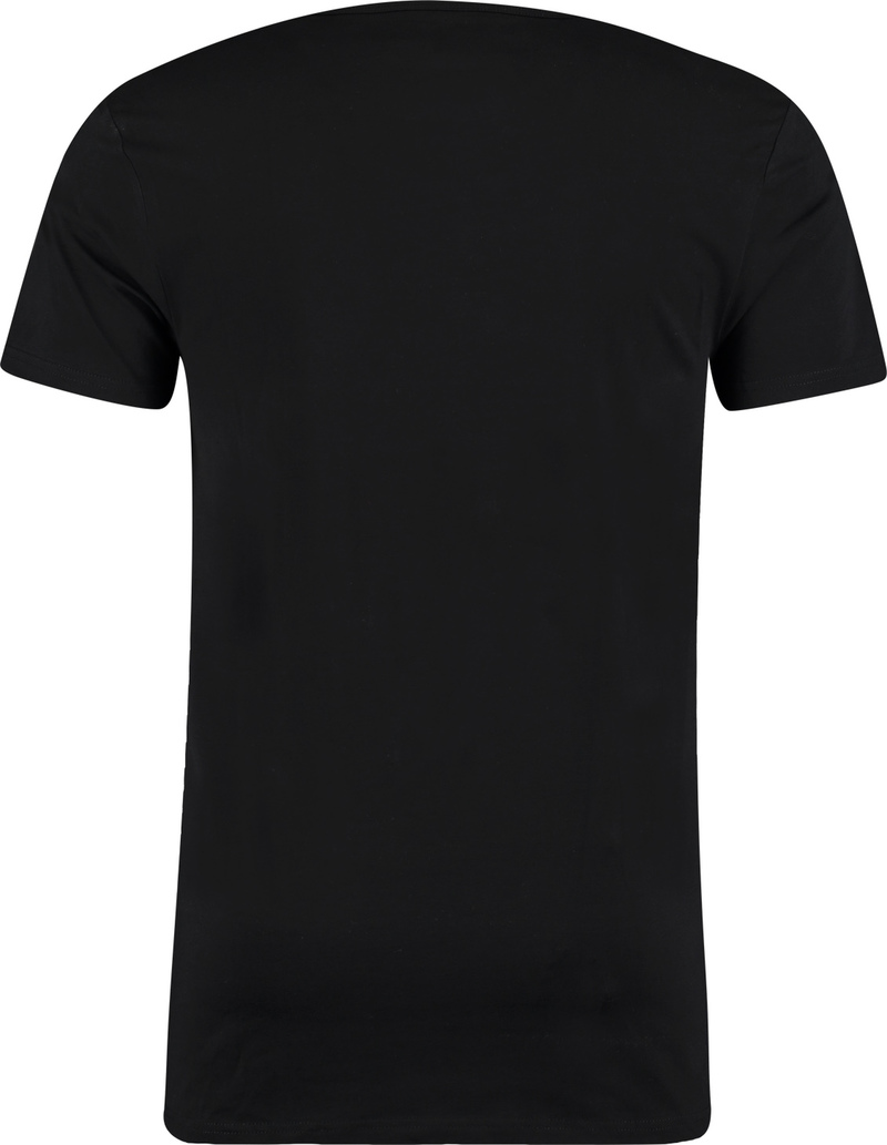 Garage 2-Pack Basic T-shirt Bio Zwart