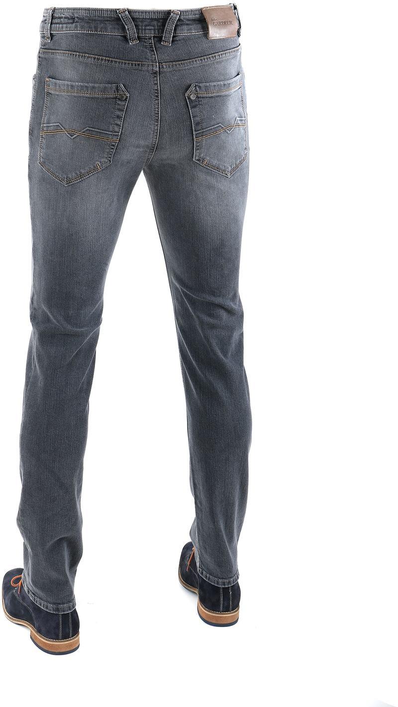 Gardeur Batu Jeans Modern-Fit Anthrazit Foto 3