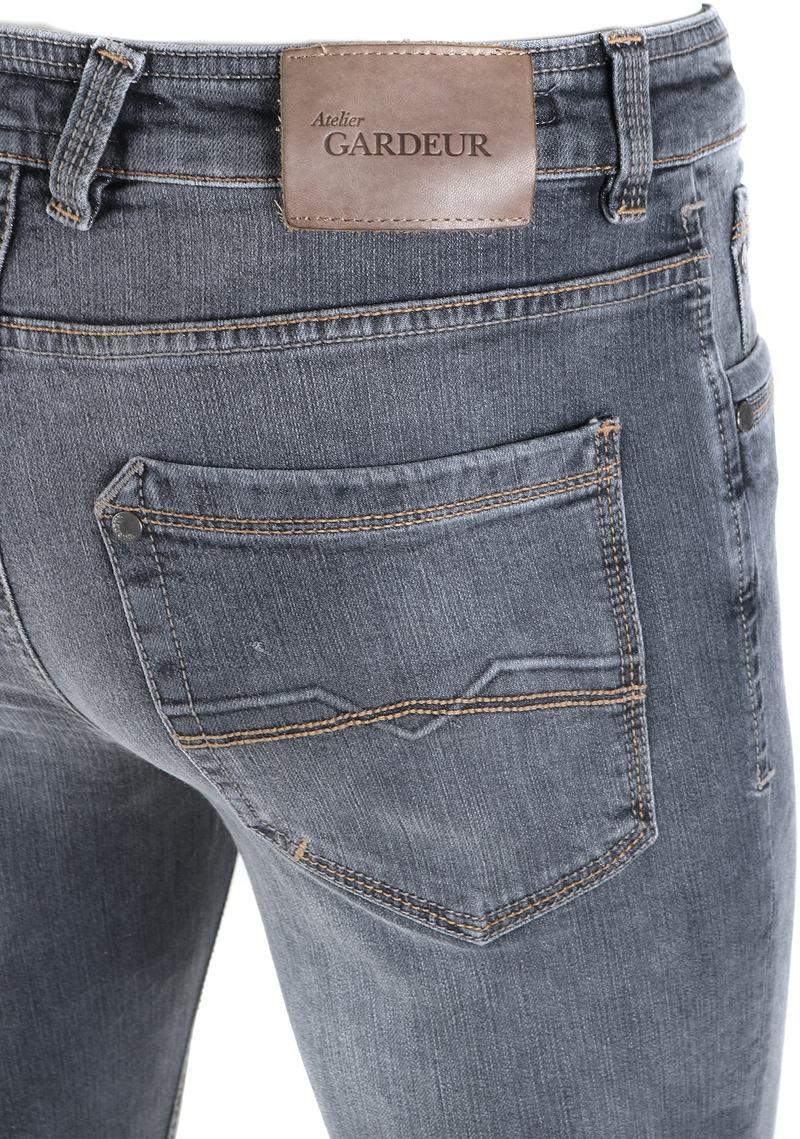 Gardeur Batu Jeans Modern-Fit Anthrazit Foto 1
