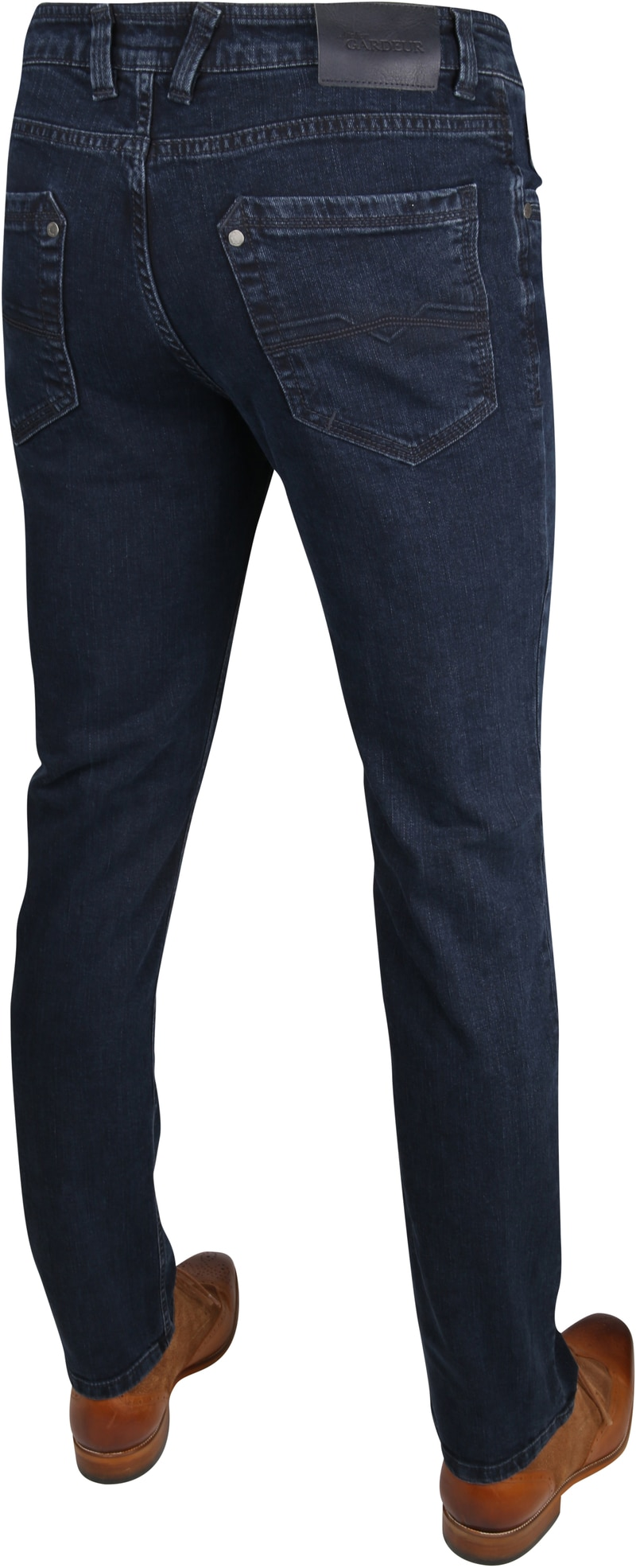 Gardeur Batu Jeans Navy foto 3
