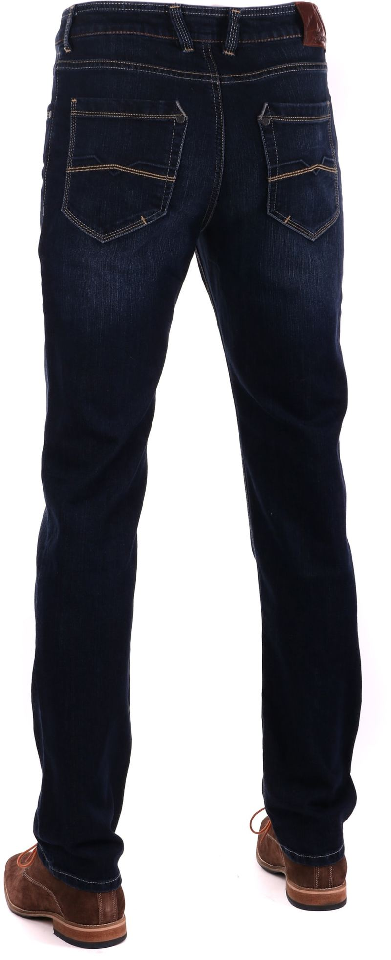 Gardeur Batu Modern-Fit Jeans Dark Blue photo 1