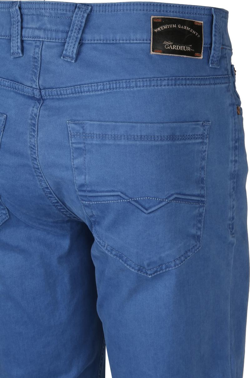 Gardeur Batu Pants Blue photo 2