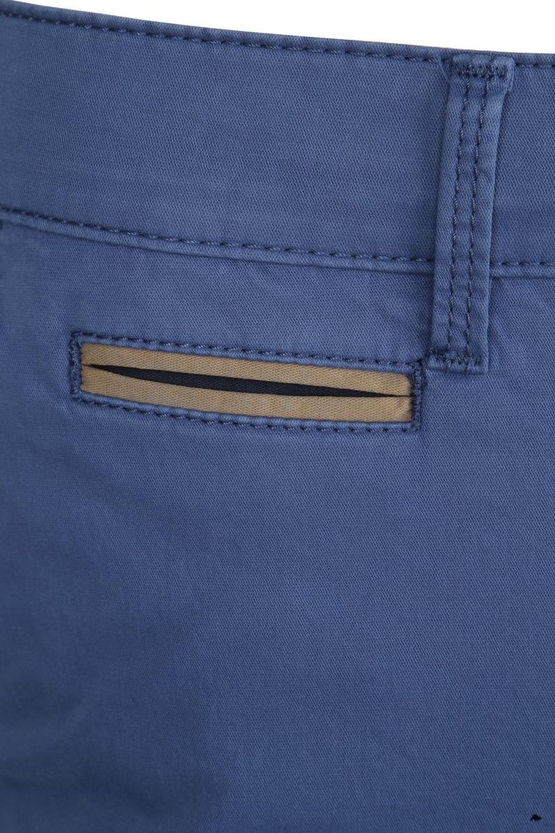 Gardeur Chino Blau Benny 3 Foto 2