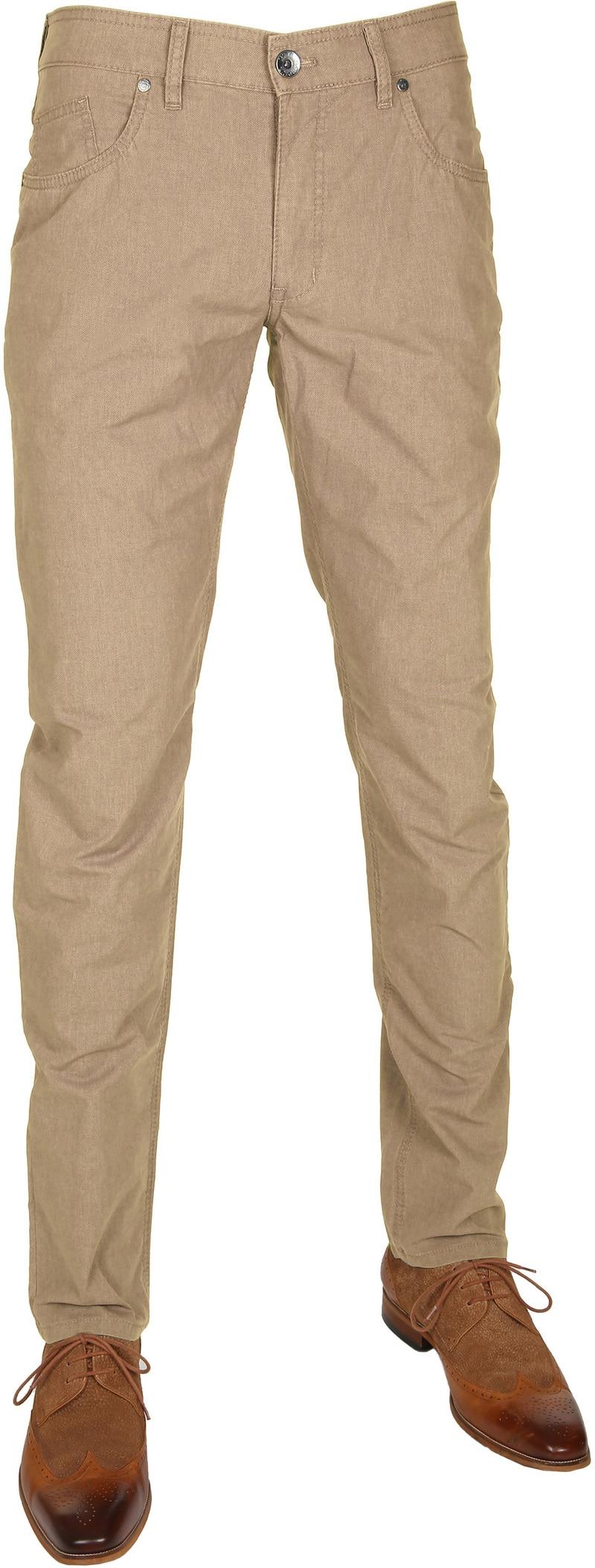Gardeur Jeans Bill 2 Camel foto 0