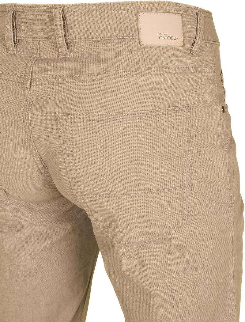 Gardeur Jeans Bill 2 Camel foto 1