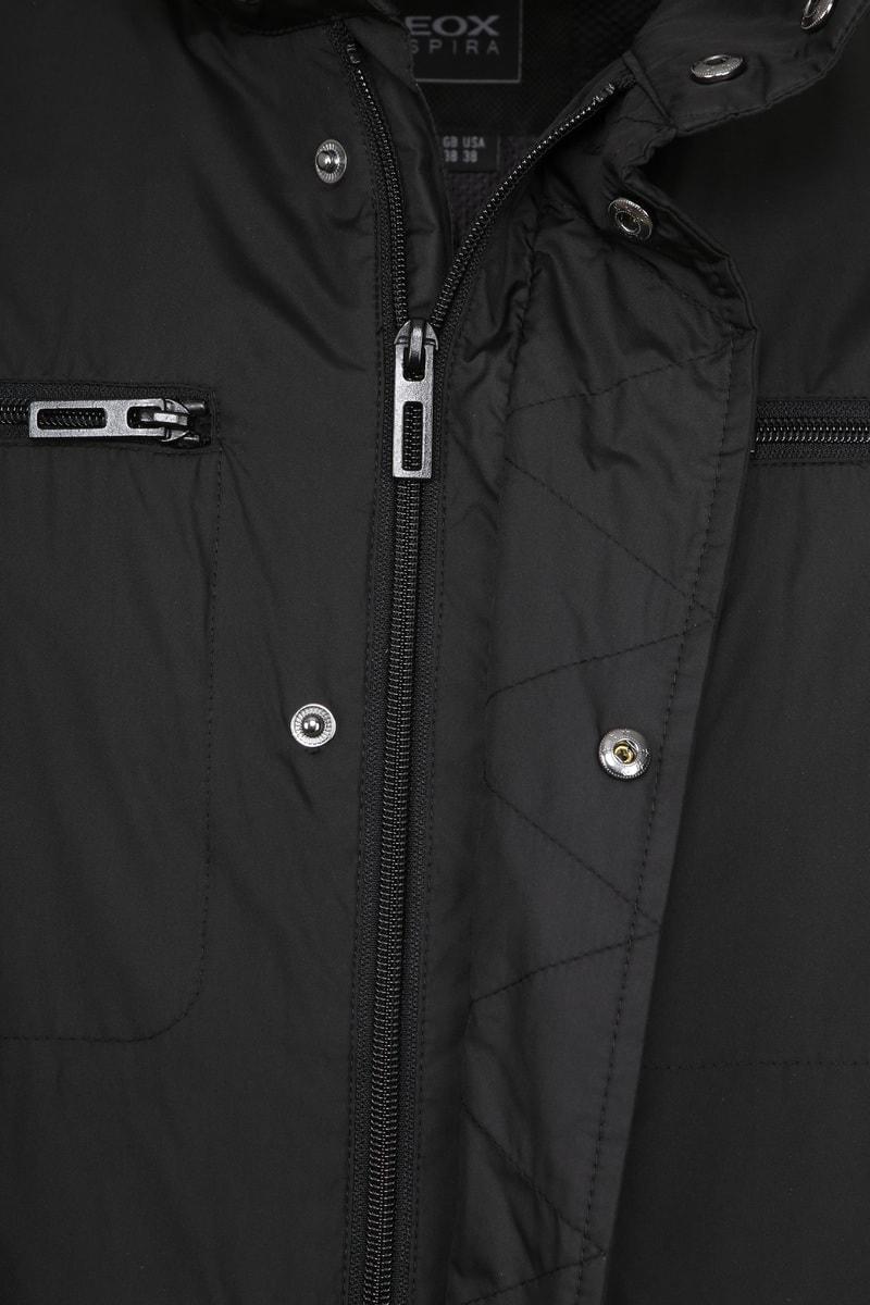 Sciare Ombra civico  Geox Jharrod Jacket Black M9220H T2511 F9000 order online | Suitable