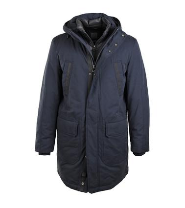 Geox Parka Goose Donkerblauw  online bestellen | Suitable