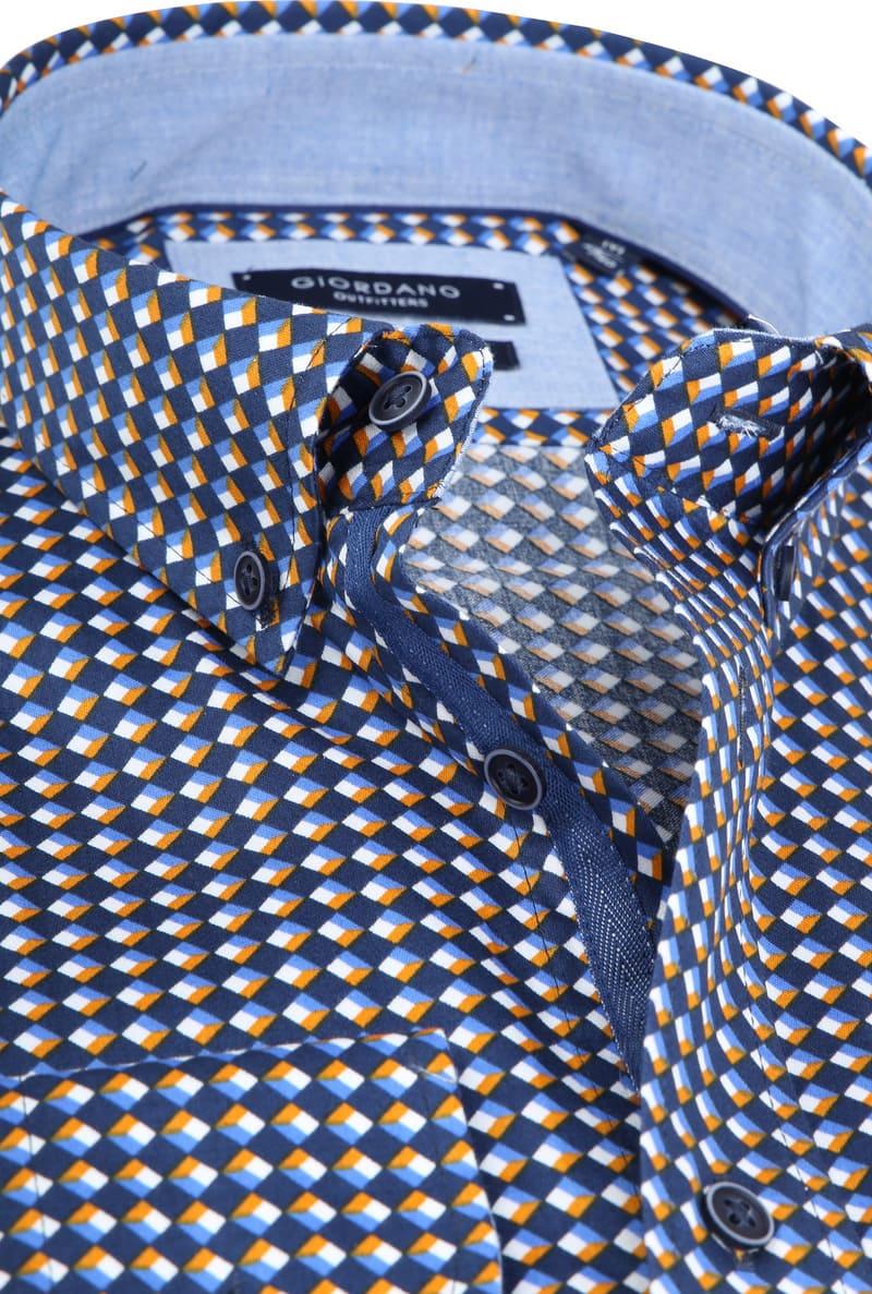 Giordano Kennedy Shirt Dessin photo 1