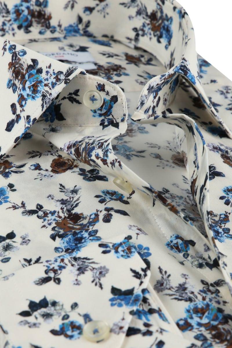 Giordano Overhemd Bloemen Multicolor foto 1