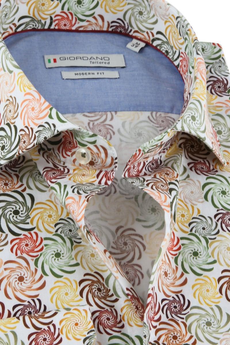 Giordano Overhemd Spiraal foto 1