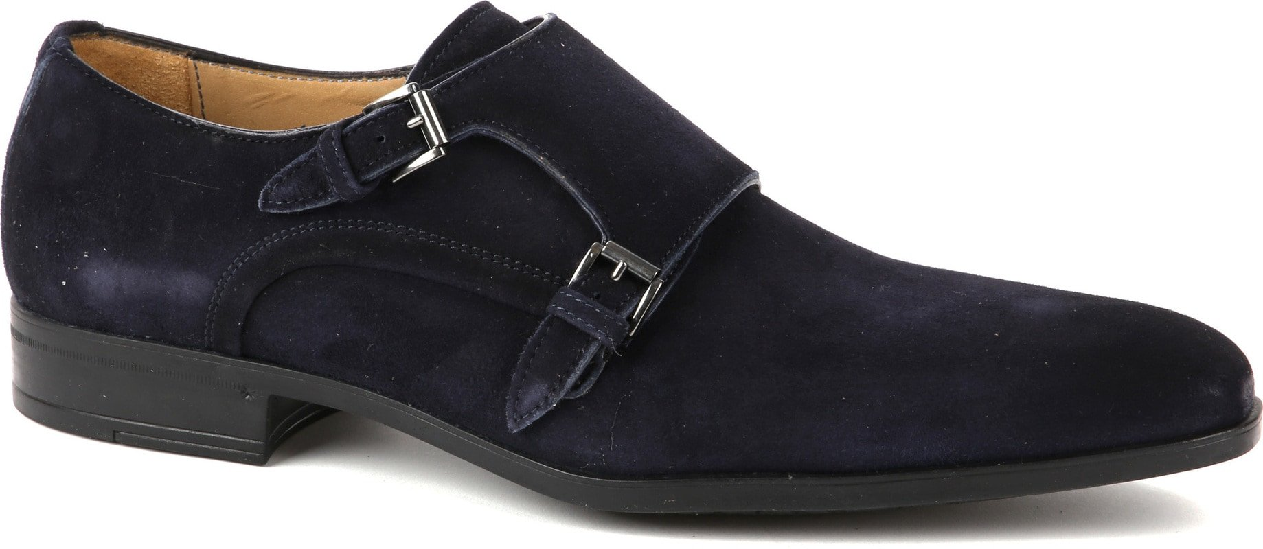Giorgio Amalfi Shoe Monk Strap Navy photo 0