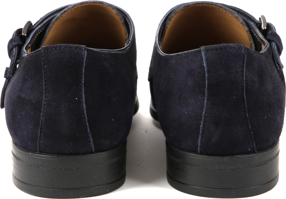 Giorgio Amalfi Shoe Monk Strap Navy photo 2