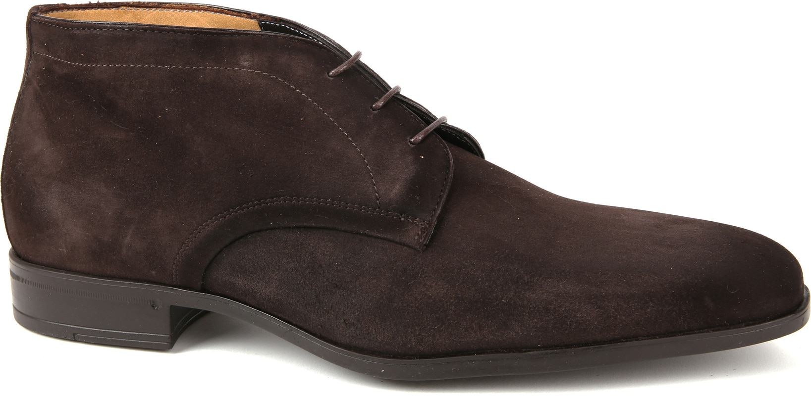 Giorgio Amalfi Shoe Suede Brown photo 0