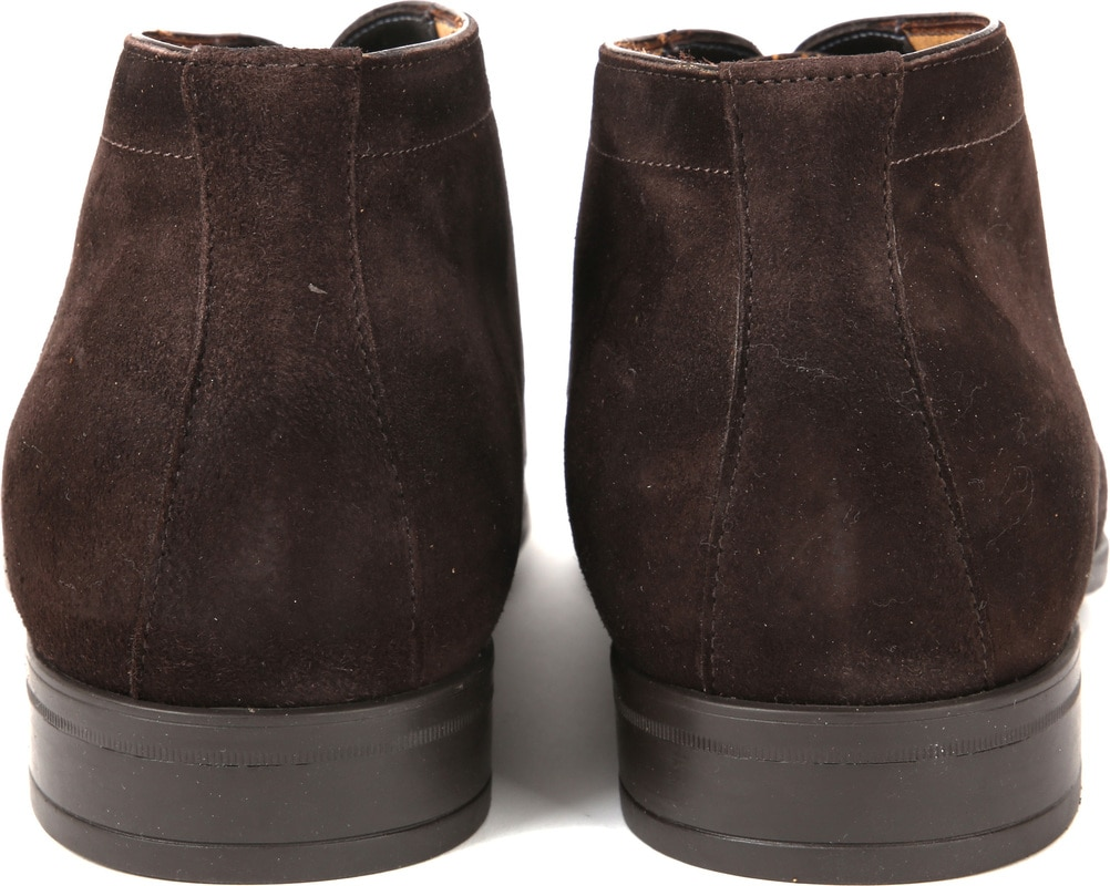 Giorgio Amalfi Shoe Suede Brown photo 2