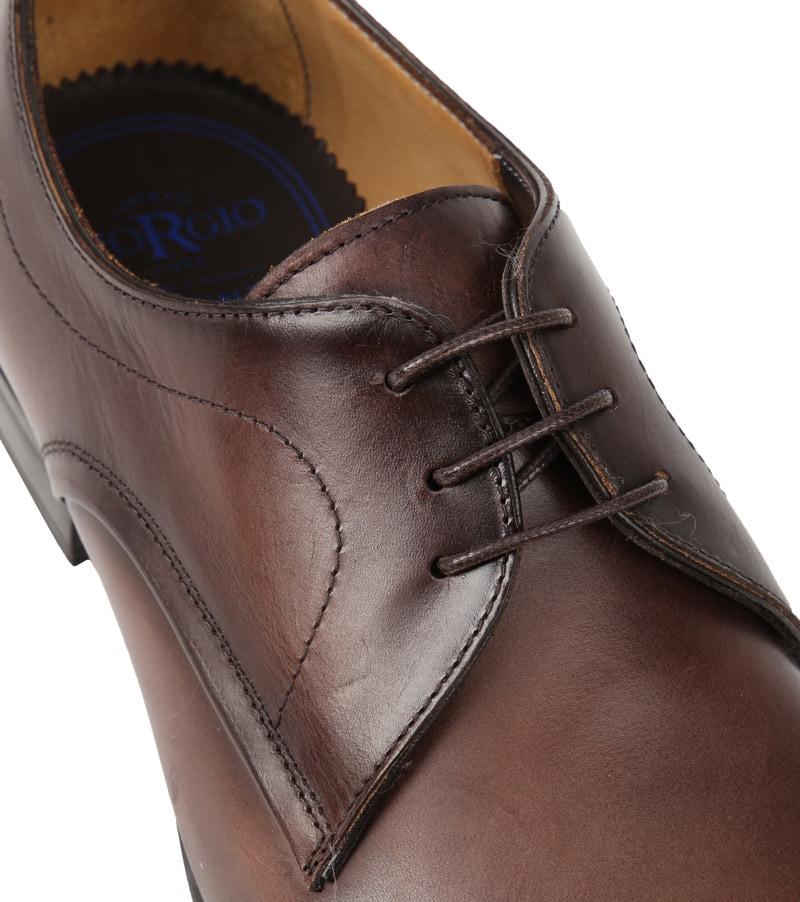 Giorgio Scandicci Shoe Deep Brown photo 1