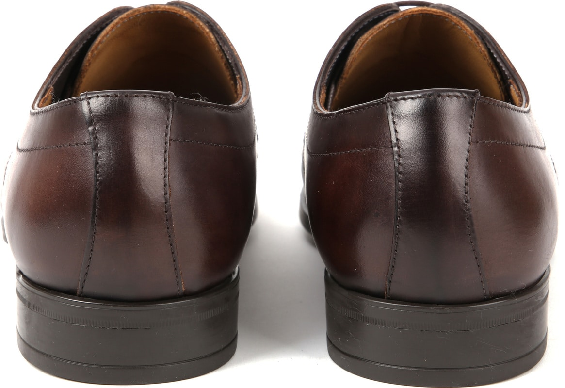 Giorgio Scandicci Shoe Deep Brown photo 2