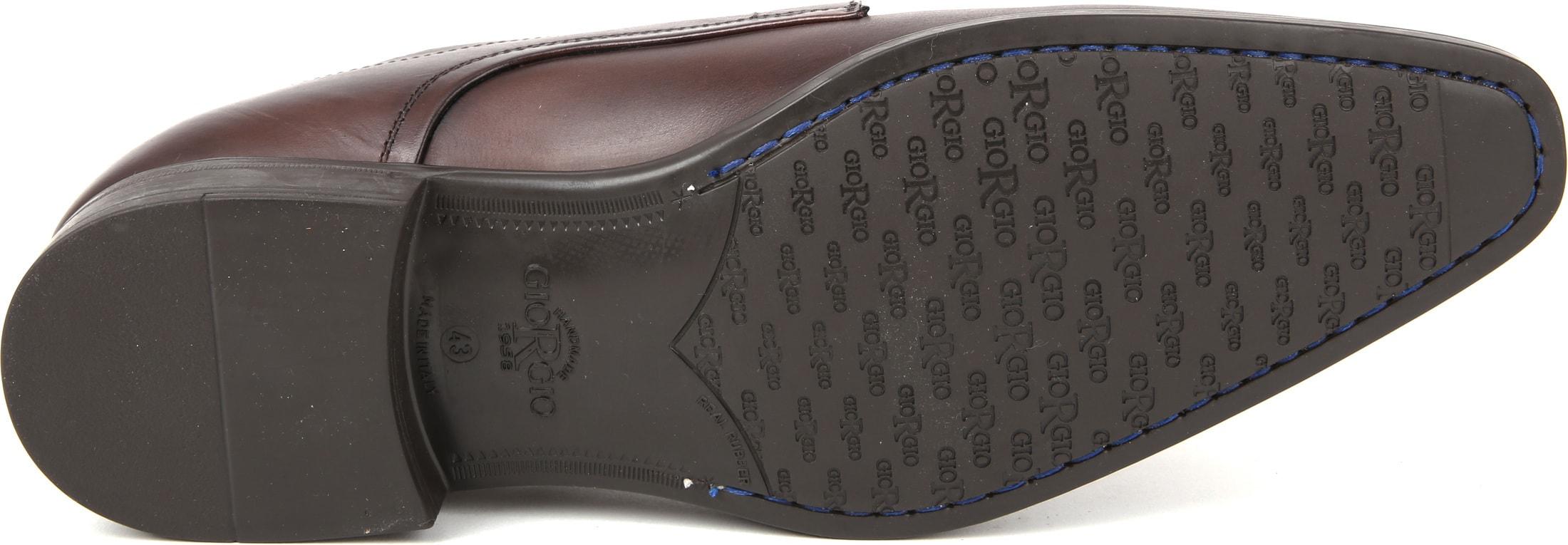 Giorgio Scandicci Shoe Deep Brown photo 3