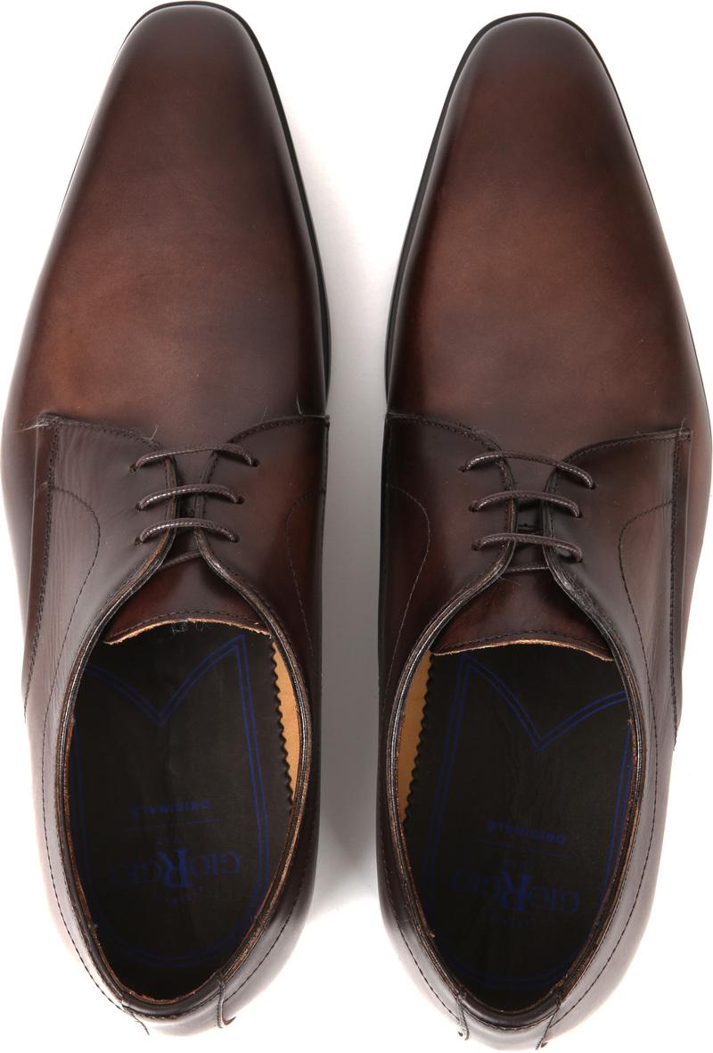 Giorgio Scandicci Shoe Deep Brown photo 4