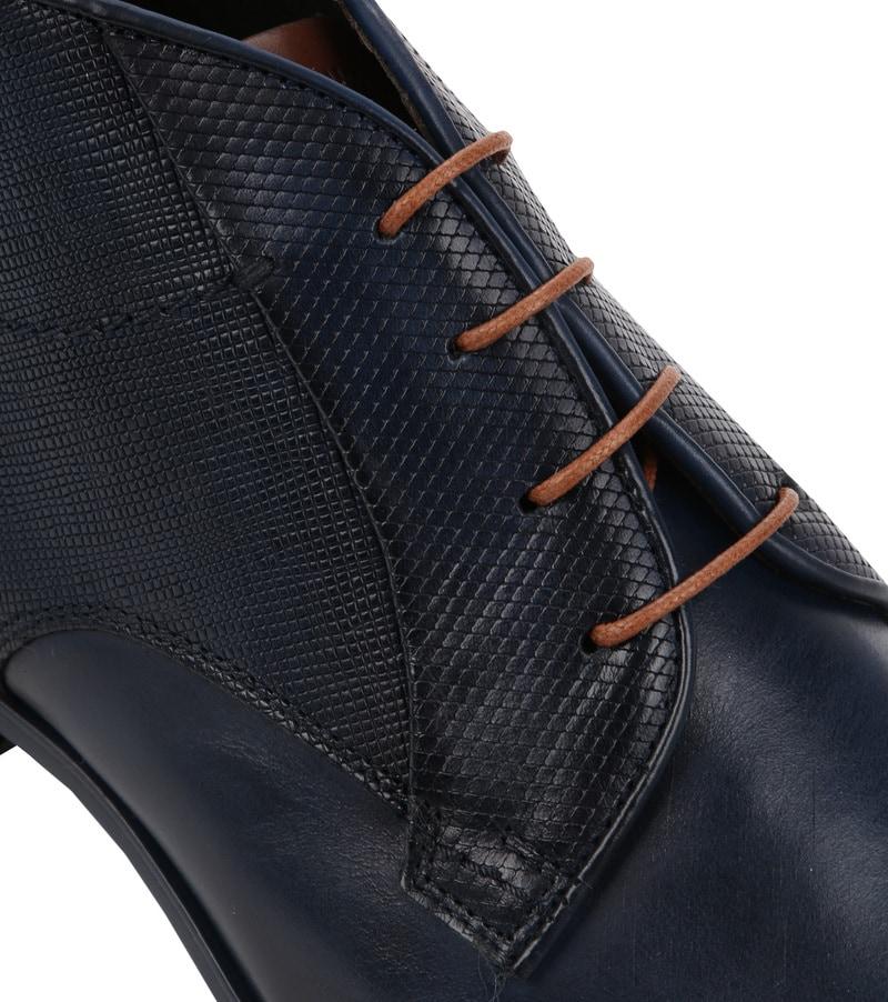 Giorgio Shoe Leather Montana Blue photo 1