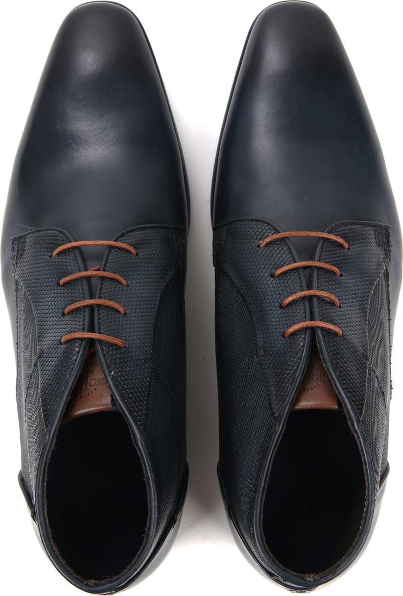 Giorgio Shoe Leather Montana Navy photo 4