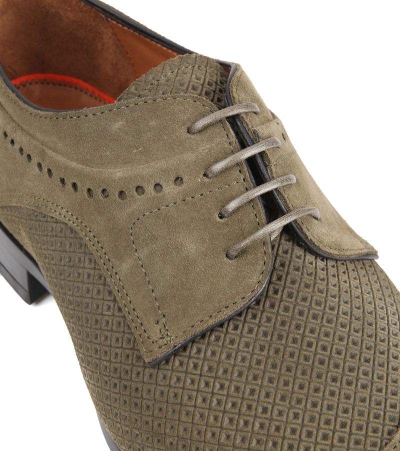 Greve Ribolla Shoe & Belt Green photo 1