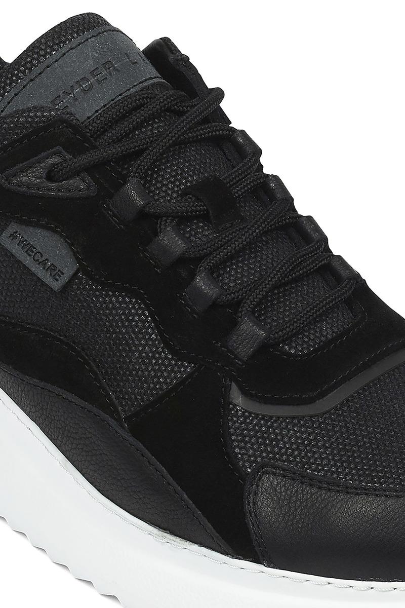 Greyder Lab Sneaker GL-212-24 Zwart
