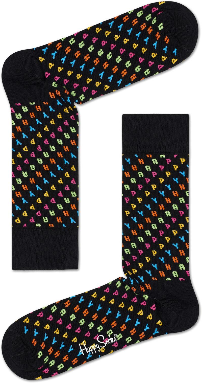 Happy Socks Buchstaben Foto 0