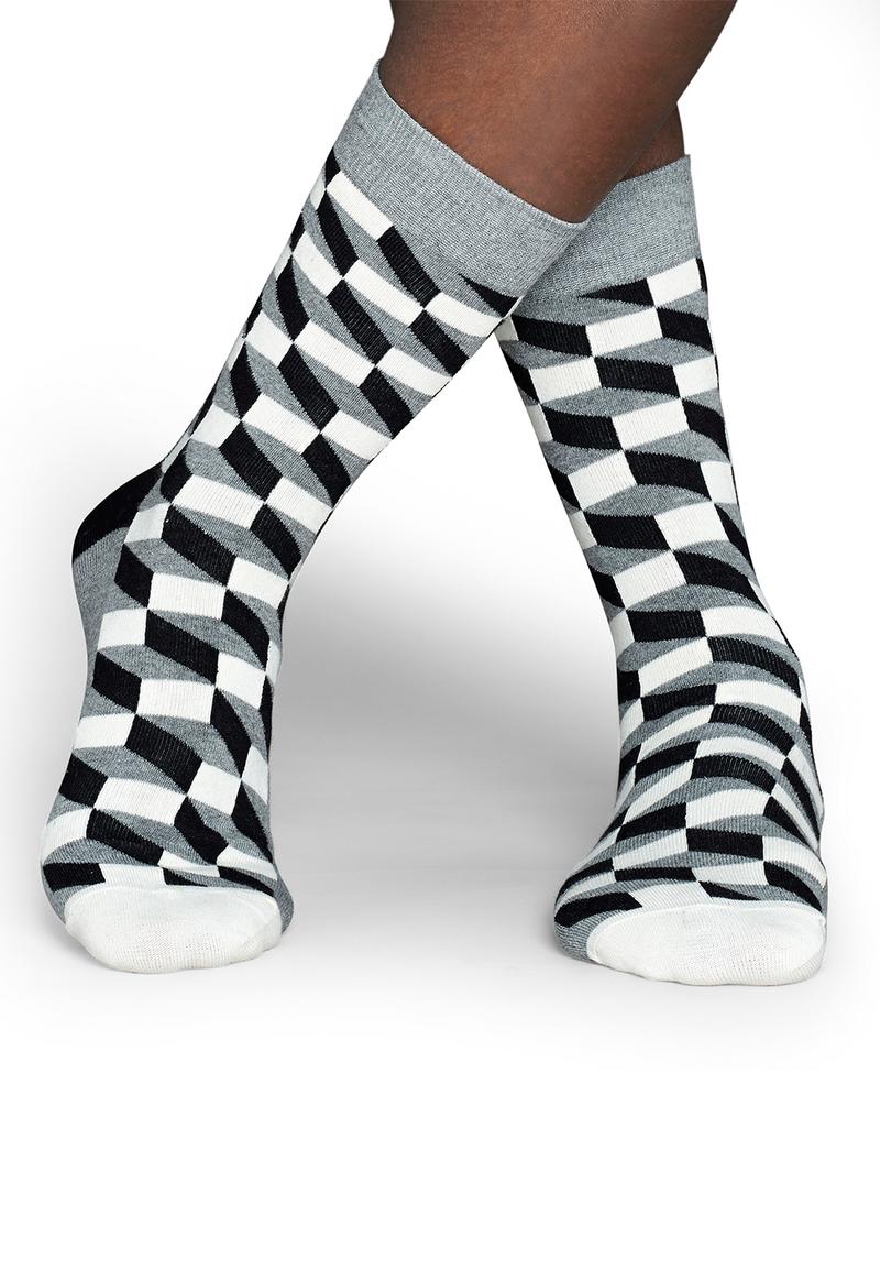 Happy Socks Filled Optic FO01-901