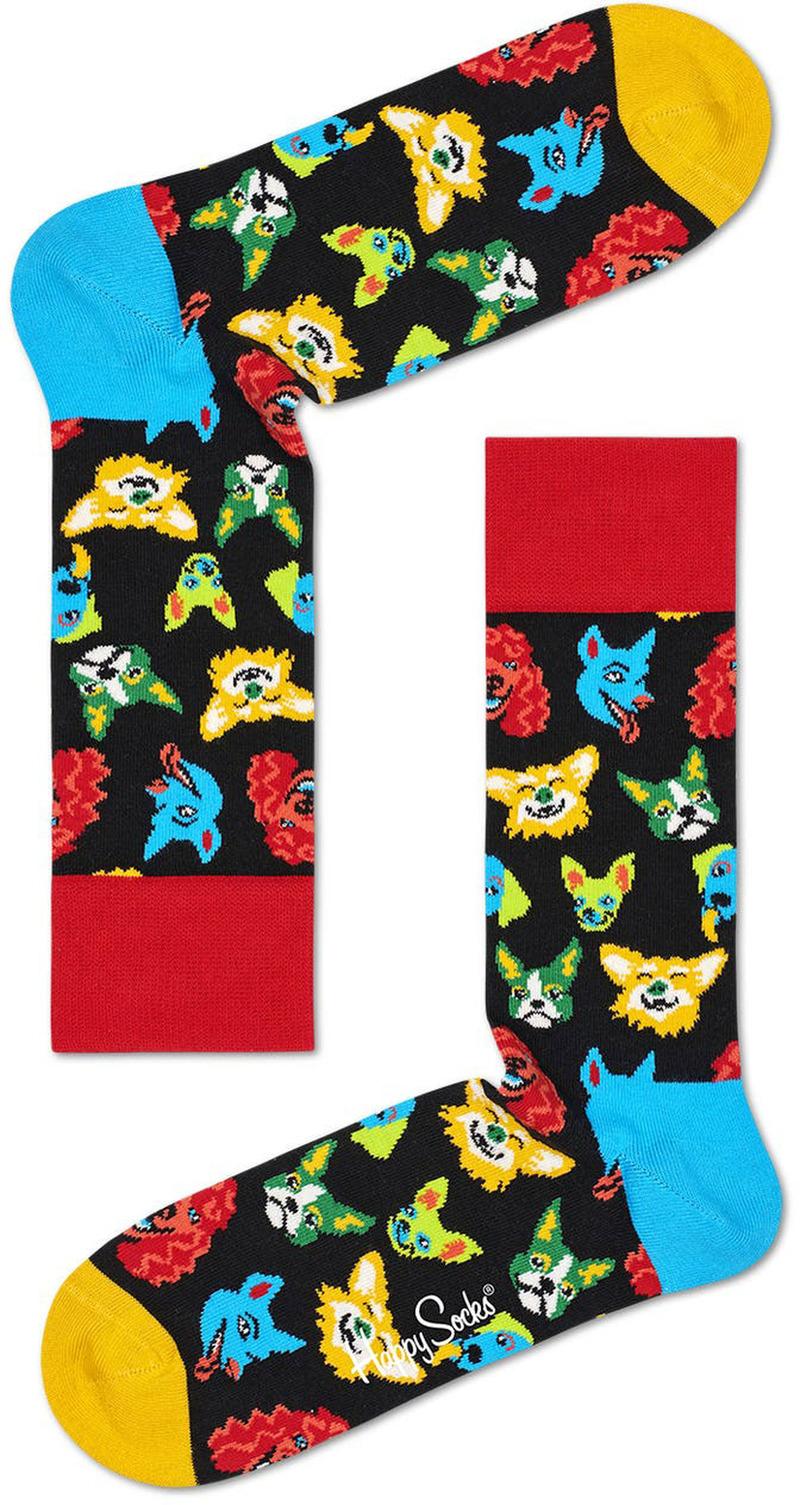 Happy Socks Funny Dog